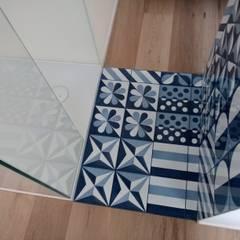 Sapore di Mare: Bagno in stile  di Studio DeGli Architetti  G. De Angelis - F. Glionna