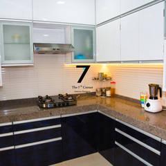 Muebles de cocinas de estilo  por The 7th Corner - Interior Designer