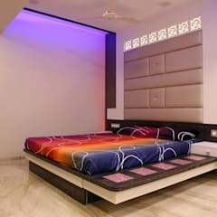 Bedroom Design Ideas: asian Bedroom by DHARMA INTERIOR PVT LTD™