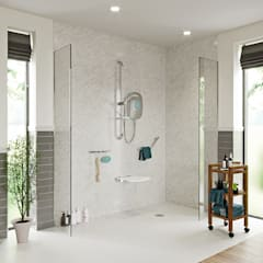 Independent Living - Bathroom ideas:  Bathroom by Victoria Plum