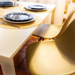 Foz House 1 | Homestaging: Salas de jantar  por IAM Interiores
