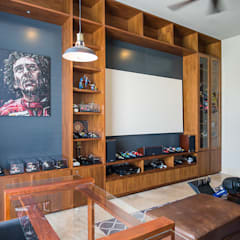 Study/office by Chehade Carter Diseño Interior
