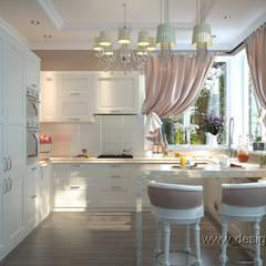 classic Kitchen by студия Design3F