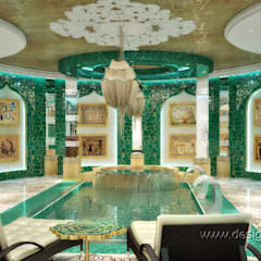 Pool by студия Design3F