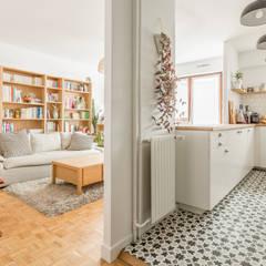 Nhà bếp by CLAAAC interiorismo y diseño