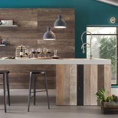 ห้องครัว by Công ty thiết kế xây dựng Song Phát