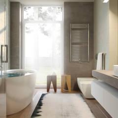 Ванные комнаты в . Автор – Need Design