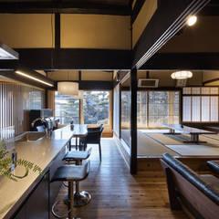 ห้องครัว by 空間工房 用舎行蔵 一級建築士事務所