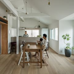 Suita house renovation: ALTS DESIGN OFFICEが手掛けたキッチンです。