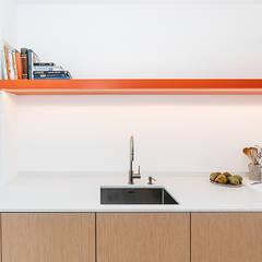 INTERIEUR ONTWERP | ROTTERDAM 2018:  Keuken door Studio Kustlijn Architecten