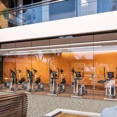 VERO CONCEPT MİMARLIK – Aydın Nazilli Konut:  tarz Fitness Odası