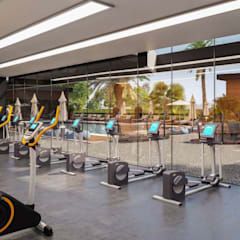 Gym by VERO CONCEPT MİMARLIK