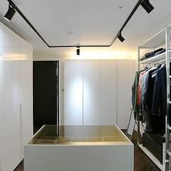 Dressing room by 남다른디자인
