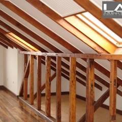 Telhados  por Lau Arquitectos