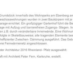 Baugruppe Landau:  Mehrfamilienhaus von Esther Karcher Architekten