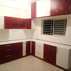 Kitchen units by The Beauty
