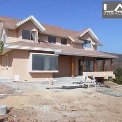 Casas de estilo  por Lau Arquitectos