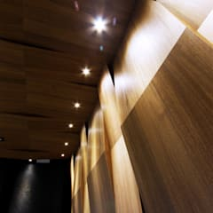 Conference Centres by 大漢創研室內裝修設計有限公司, Asian Wood-Plastic Composite