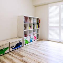 Boys Bedroom by 大漢創研室內裝修設計有限公司