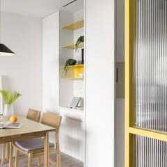 Koridor dan lorong oleh 寓子設計