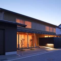 asian Houses by 空間工房 用舎行蔵 一級建築士事務所
