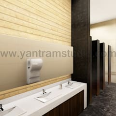 عيادات طبية تنفيذ Yantram Architectural Design Studio