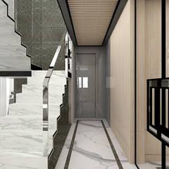 MORE THAN ANYTHING | I | Wnętrza domu: styl , w kategorii Schody zaprojektowany przez ARTDESIGN architektura wnętrz