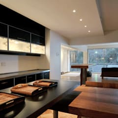 Kitchen units by Nicolas Loi + Arquitectos Asociados