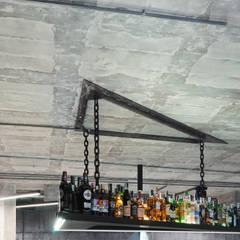 D3 Lounge Project: Módulos de cocina de estilo  de Minimal Studio