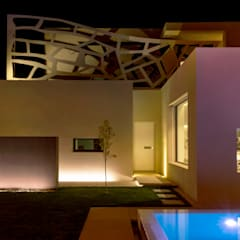 Rumah pasif by Federico  Cappellina Architetto