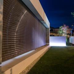 SD HOME: Casa passiva in stile  di Federico  Cappellina Architetto
