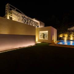 Projekty,  Willa zaprojektowane przez Federico  Cappellina Architetto