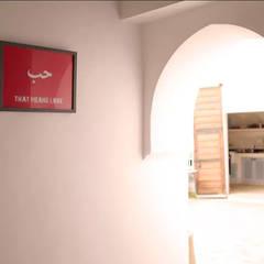 Koridor dan lorong oleh Protega, Mediteran