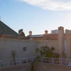 Projekty,  Dach zaprojektowane przez Protega
