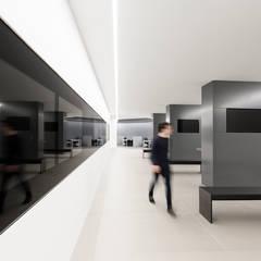Oficinas ARV: Estudios y despachos de estilo  de FRAN SILVESTRE ARQUITECTOS
