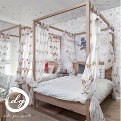 colonial Nursery/kid's room by Deborah Garth Interior Design