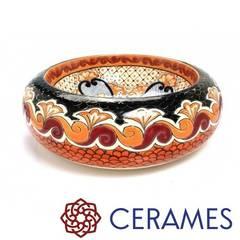 Urokliwa łazienka z meksykańskimi motywami: styl , w kategorii Łazienka zaprojektowany przez Cerames