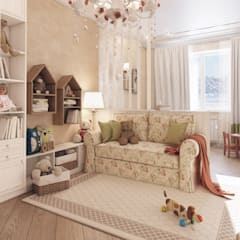 Nursery/kid's room by Alt дизайн,