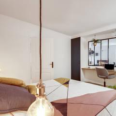 Chambre : Chambre de style de style Industriel par Ma