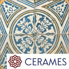 Łazienka w kolorze pomarańczy: styl , w kategorii Łazienka zaprojektowany przez Cerames
