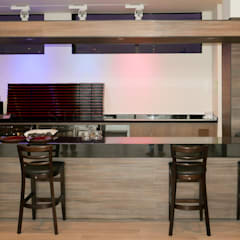 Absolute Black Granite Kitchen Countertop in Danao City:  Kitchen units by Stone Depot