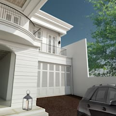 Light Classic Oleh AIGI Architect + Associates Klasik Beton