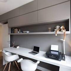 Study/office by Rabisco Arquitetura