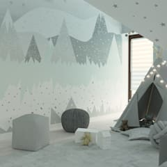 Baby room by Moble.