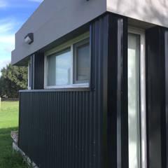 Casas ecológicas de estilo  por JeremíasMartínezArquitecto