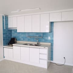 Dapur built in by YONG DESIGN