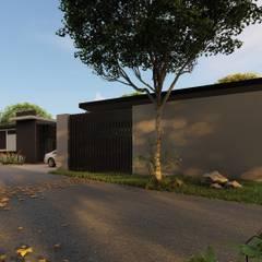 39 SAGILA:  Single family home by CA Architects