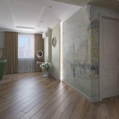 غرفة المعيشة تنفيذ Alt дизайн