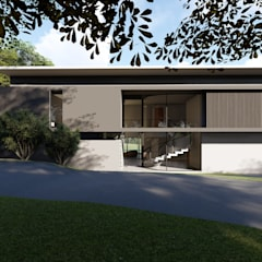 38 SAGILA:  Single family home by CA Architects