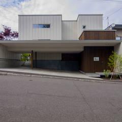 rassembler: 株式会社 ATELIER O2が手掛けた二世帯住宅です。